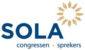 Logo SOLA congressen sprekers
